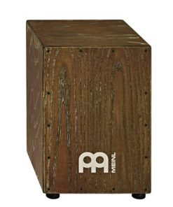 MEINL CAJON VINTAGE BROWN