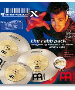 MEINL GENERATION-X RABB PACK