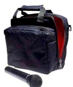 STAGG MIB100 MICROPHONE BAG