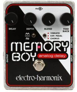 ELECTRO HARMONIX MEMORY BOY DELAY