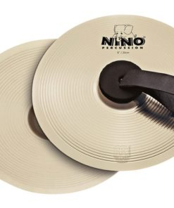 NINO MARCHING CYMBAL 20CM NICKEL