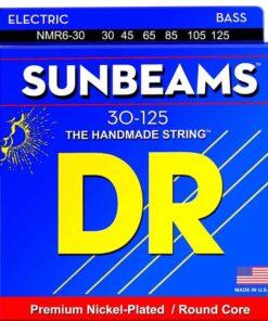 DR STRINGS SUNBEAMS 6-STRING 30-125