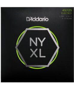 DADDARIO NYXL BASS 5-STRING 45-125