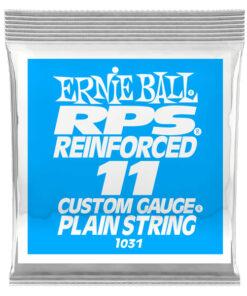 ERNIE BALL .011 RPS PLAIN SINGLE STRING