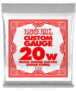 ERNIE BALL .020 WOUND SINGLE STRING