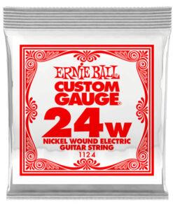 ERNIE BALL .024 WOUND SINGLE STRING