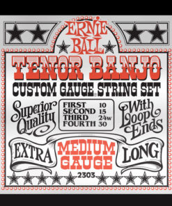 ERNIE BALL TENOR BANJO STRINGS 10-30