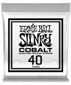 ERNIE BALL .040 COBALT SINGLE STRING