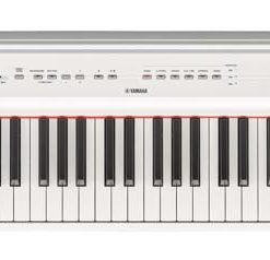 YAMAHA P-121 DIGITAL PIANO WHITE