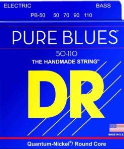 DR STRINGS PURE BLUES PB-50 HEAVY