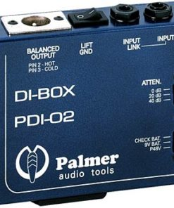 PALMER PDI02 PRO DI-BOX