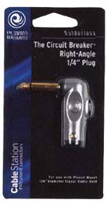 PLANET WAVES PWAGRAP1 ANGLE  PLUG