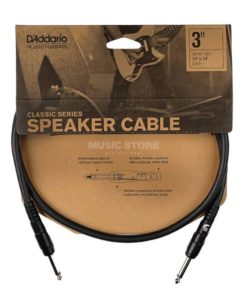 PLANET WAVES CLASSIC SPEAKER CABLE 3FT