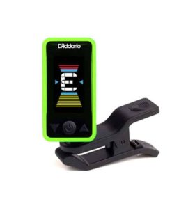 PLANET WAVES ECLIPSE TUNER GREEN