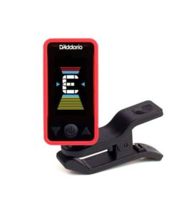 PLANET WAVES ECLIPSE TUNER RED