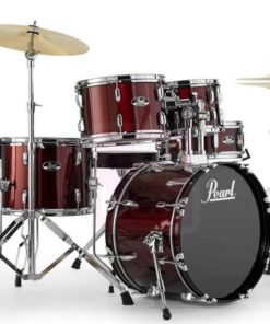 PEARL RS585C/C ROADSHOW DRUMSET WINE RED
