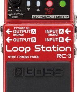 BOSS RC-3 LOOP STATION