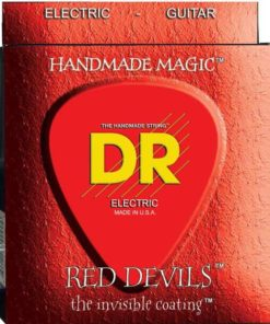 DR STRINGS RED DEVILS ELECTRIC 10-46