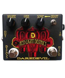 DAREDEVIL RED LIGHT DISTRICT DISTORTION