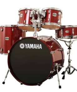 YAMAHA STAGE CUSTOM BIRCH SBP-0F5 CRANBERRY RED