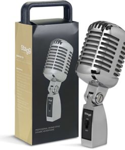 STAGG SDM100/CR VINTAGE STYLE MIC