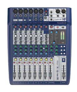 SOUNDCRAFT 5049554 SIGNATURE 10 EU MIXER