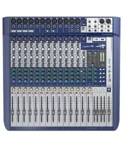 SOUNDCRAFT 5049558 SIGNATURE 16 EU MIXER