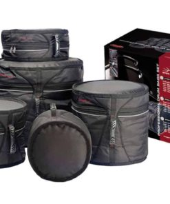 STAGG 10T12T14T14S22B DRUM BAG PROFESSIONAL