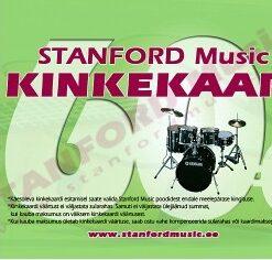 STANFORD MUSIC 60€ KINKEKAART