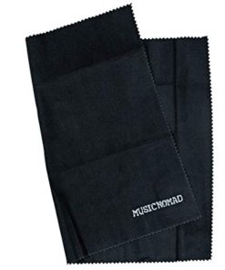 MUSIC NOMAD SUEDE POLISHING CLOTH