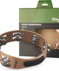 STAGG TAW-082 8 INCHES HEADLESS TAMBOURINE