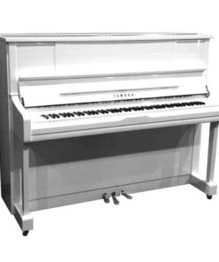 YAMAHA U1 SH PWH SILENT PIANO