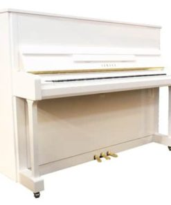 YAMAHA U3 SH PWH SILENT PIANO