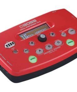 BOSS VE-5 VOCAL PERFORMER RED