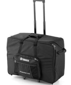 YAMAHA STAGEPAS 600I CASE WITH CASTERS