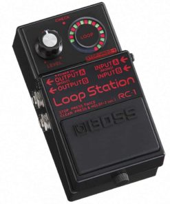 BOSS RC1 LIMITED BLACK EDITION LOOPER