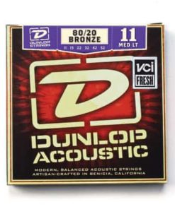 DUNLOP AG BRONZE MEDIUM LIGHT SET