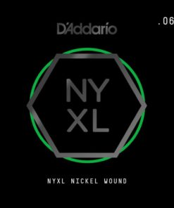 DADDARIO NYXL 065 SINGLE WOUNDED