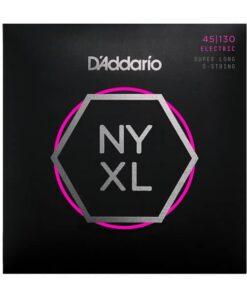 DADDARIO NYXL 45-130 SL 5-STRING BASS
