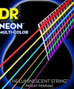 DR STRINGS MULTI COLOR ACOUSTICS 11-50