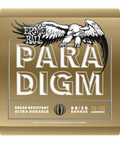 ERNIE BALL PARADIGM ACOUSTIC EXTRA LIGHT BRONZE