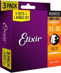 ELIXIR BONUS PACK WITH 3X 16027