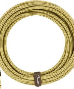 FENDER DELUXE SERIES INSTRUMENT CABLE TWEED 5