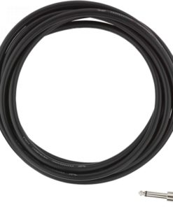 FENDER PRO SERIES INSTRUMENT CABLE STR-ANGL BLACK 3M