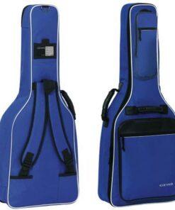 GEWA CLASSIC GUITAR BAG 3/4 BLUE