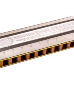 HOHNER MARINE BAND DELUXE A-MAJOR