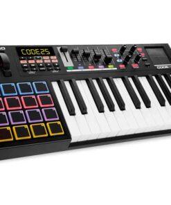MIDI-controllerid