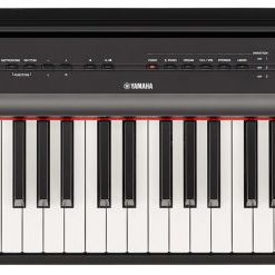 YAMAHA P-121 DIGITAL PIANO BLACK