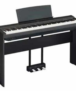 YAMAHA P-125 DIGITAL PIANO BLACK SET