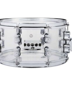 PDP BY DW CHAD SMITH SIGNATURE ACRYLLIC SNARE 13x7